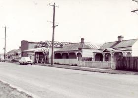 The original site of the club
